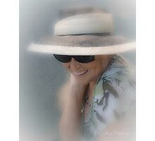 Million Dollar Smile Photographic Print