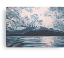 Variations_Blue Mountain No.2 Canvas Print