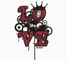 LOVE TEE :D by Melanie Andujar