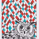 Geo Owl by Adam Regester
