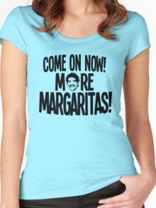 Al Pacino - More Margaritas! Women's Fitted Scoop T-Shirt