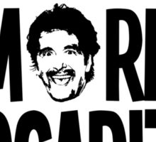 Al Pacino - More Margaritas! Sticker