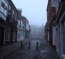 A Foggy Day (Path VI) by jimmyzoo