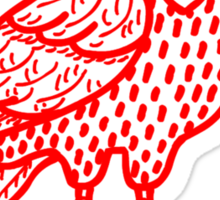 The Mark of Athena Sticker
