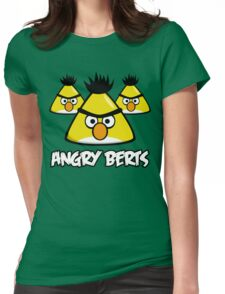 Angry Berts Womens Fitted T-Shirt