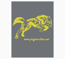 Project Ultra Website T-Shirt  by GKzGamerKing