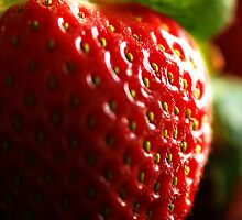 strawberry...  by Gregoria  Gregoriou Crowe