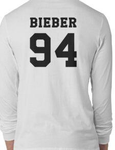 # Bieber 94 - Black Long Sleeve T-Shirt
