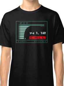 Otacon Call Classic T-Shirt
