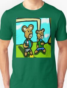 brothers out in the park in the summers T-Shirt