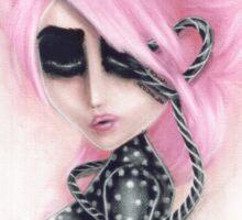 Pinkanhy Polka Sticker