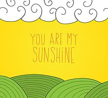 You Are My Sunshine by Levi Bethune