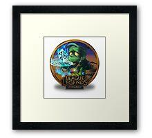 Amumu - League of Legends Framed Print