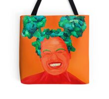 Broccoli Buns Tote Bag