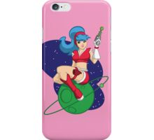 Space Girlie: iPhone Case iPhone Case/Skin