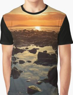 paradise at rocky beal beach Graphic T-Shirt