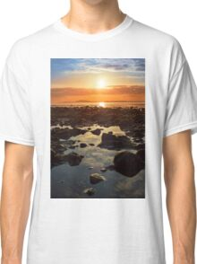 paradise at rocky beal beach Classic T-Shirt