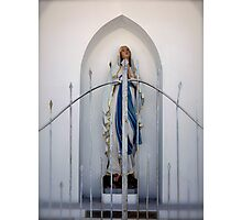 Mary, Virgin Mother Photographic Print