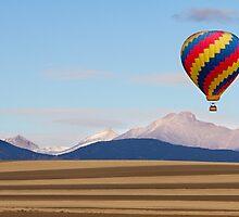 Colorado Ballooning by Bo Insogna