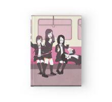 Train Hardcover Journal