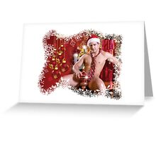 38838A-RA Chris Rockway Christmas Greeting Card
