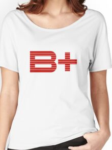 Be Positive Women's Relaxed Fit T-Shirt