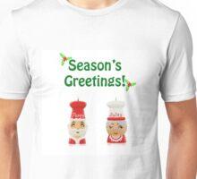 Christmas greetings Unisex T-Shirt