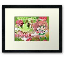 Chibi Sailor Jupiter Framed Print
