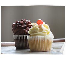 CUP CAKES Poster