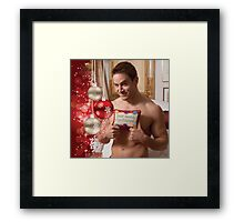 38886B-RA Chris Rockway Christmas Framed Print