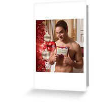 38886B-RA Chris Rockway Christmas Greeting Card