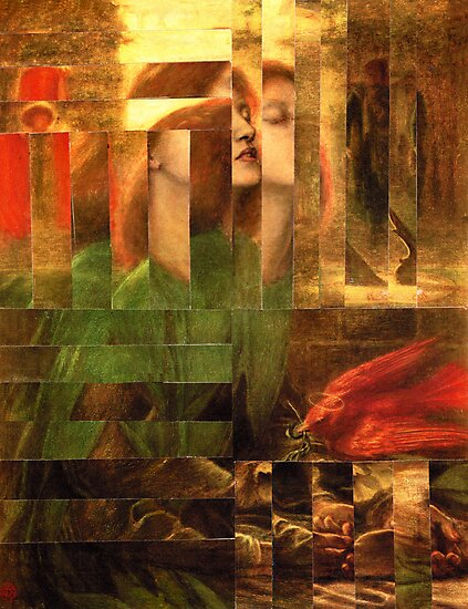 Rossetti Tetris. by Andy Nawroski