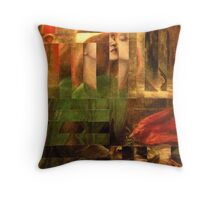 Rossetti Tetris. Throw Pillow