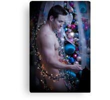 39033-RA Chris Rockway Christmas Canvas Print