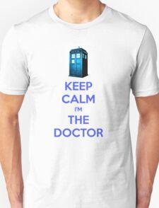I'M THE DOCTOR Unisex T-Shirt