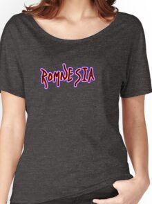 Romnesia Obama Coins Mitt Romney  Women's Relaxed Fit T-Shirt