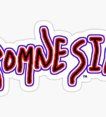 Romnesia Obama Coins Mitt Romney  Sticker