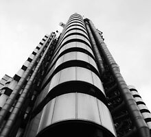 Lloyd's building II by jimmyzoo