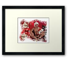 39212A-RA Chris Rockway Christmas Framed Print