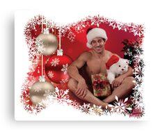 39212A-RA Chris Rockway Christmas Canvas Print