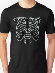 HALLOWEEN COSTUME RIB CAGE T-Shirt
