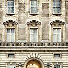 Buckingham Palace by Svetlana Sewell