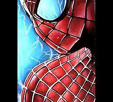 Spiderman  by wegenaer