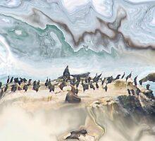 ICEY ISLAND by Sherri     Nicholas