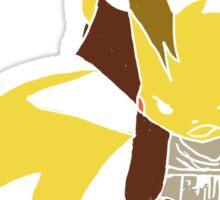 Jedi Pikachu Sticker