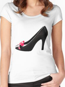 Dirty Tee Women's Fitted Scoop T-Shirt