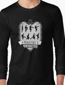 Silly walks Long Sleeve T-Shirt