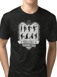 Silly walks Tri-blend T-Shirt