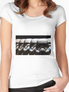The Troops Are Ready Women's Fitted Scoop T-Shirt