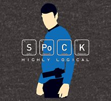 Highly Logical Spock V2 Unisex T-Shirt